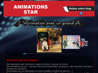 Animation Nimes Gard avec Animations-star.com
