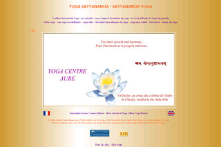 Enseignement du yoga - yogasatyananda-france.net