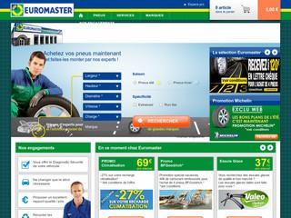 Euromaster shop