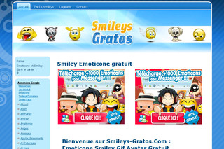 Smileys-gratos.com : Emoticone
