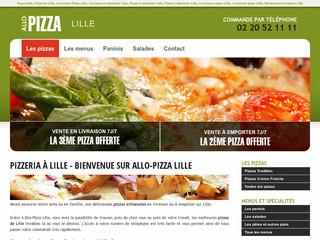 livraison de pizza lille livraison pizza. Black Bedroom Furniture Sets. Home Design Ideas