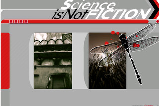 Science-isnot-fiction.com - Book en ligne du photographe Eric Peltier