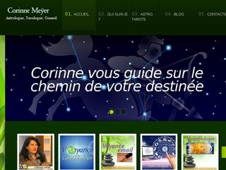 Astrologue Tarologue Conseil - Corinne-meyer.com