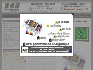 BBH-BatiExpert.fr - Diagnostic immobilier Strasbourg Alsace Moselle