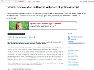 Aperçu visuel du site http://www.tutorials-computer-software.com/