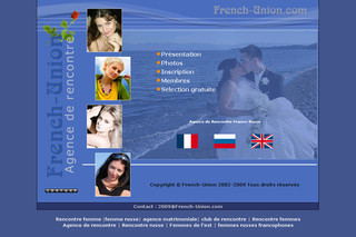 French-union.com - Femmes russes