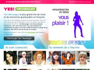 Site de rencontre yes messenger