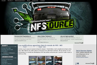 Nfsource.net - Need for Speed Source
