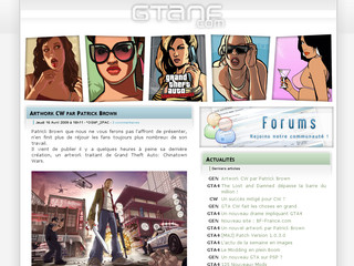 Gtanf.com - GTA 4, Vice City Stories, Liberty City Stories, San Andreas