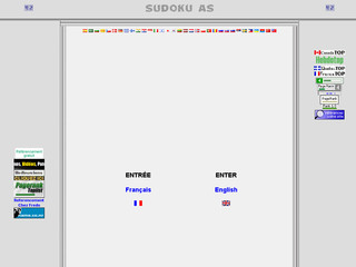 Sudoku As - Puzzles et Solution sur Sudoku-as.com