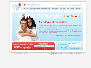 Astraction.com - Astrologie et rencontres