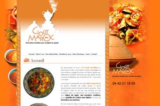 go t du maroc livre de cuisine marocaine sur gout du. Black Bedroom Furniture Sets. Home Design Ideas