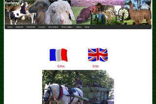 Ecoferme.com | Elevage d'animaux de ferme et compagnie, Breeder of livestock and pets in France