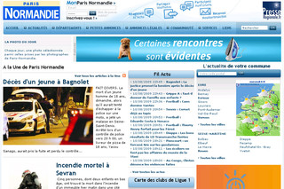 Paris-normandie.fr - Le site du quotidien Paris Normandie