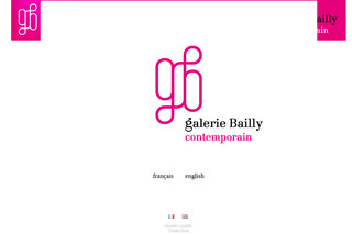 Galeriebaillycontemporain.com - Galerie d'art contemporain Bailly, expo oeuvres