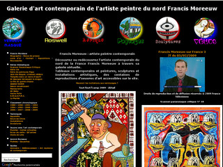 Moreeuw.com - Art contemporain