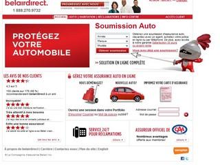 assurance auto belair direct. Black Bedroom Furniture Sets. Home Design Ideas