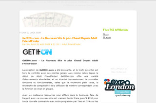 Affiliation pour webmaster | Blog-affiliation.com