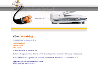 Ebos.ch - Boscacci Consulting