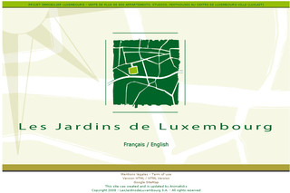 Immobilier Luxembourg Real Estate - Les Jardins de Luxembourg