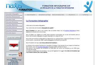 Formation Infographie, DIF sur Formation-infographie.fr