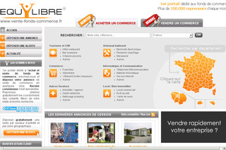 Fonds de commerce sur Vente-fonds-commerce.fr