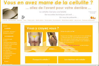 Anti-cellulite-minceur.com - Informations sur les traitements anti-cellulite