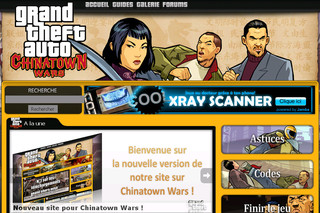 Grand Theft Auto Chinatown Wars - Gta-chinatownwars.fr