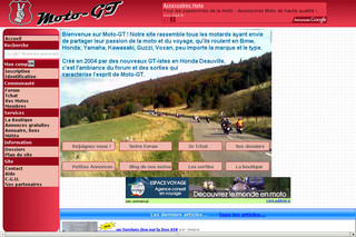 Moto-GT, forum des motards en GT