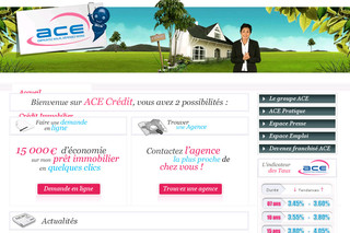 Acecredit.fr - ACE Credit Courtier immobilier