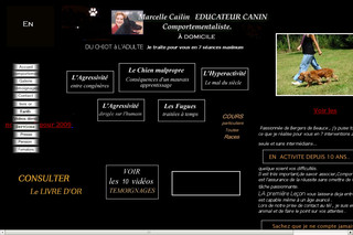 Educateurcanin.com - Marcelle Cailin Educateur canin comportementaliste