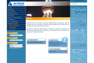 Altexis (Tax in France) - Cabinet d'avocat fiscaliste