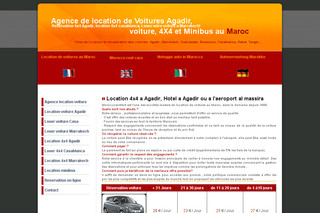 Moroccorent4x4.com - Location de voiture à Agadir