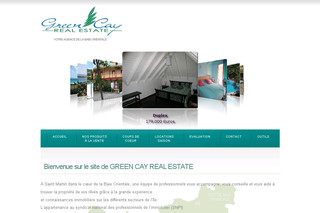 Greencay immobilier - Agence immobiliere