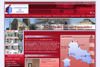 L'Immobiliere de France - Immobilieredefrance.com
