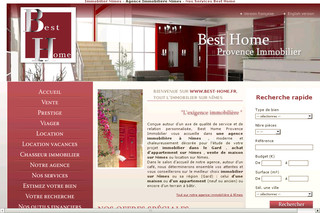 Best Home Immobilier Nimes