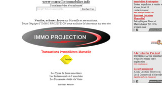 Marseille Immobilier Immo Projection - Marseille-immobilier.info