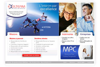 Exelteam - Agence d'interim sur Paris