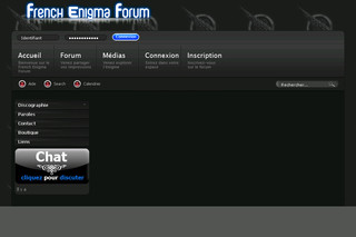 French Enigma Forum - La musique d'Enigma - Frenchenigmaforum .com