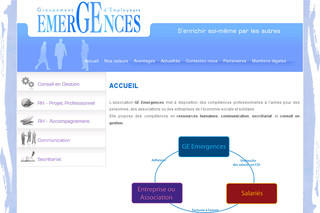 GE Emergences - Groupement d'employeurs - Paris