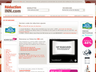 Bons plans sur Reduction-inn.com