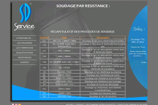 Formation Soudure SD Service - Formation-soudure.com