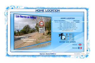 Location d'appartement bord de mer à Taghazout - Taghazout-surf.com