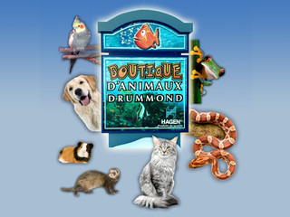 Animalerie - Boutique d'animaux Drummond