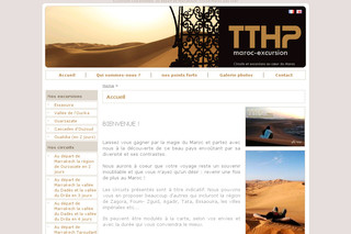 Circuit 4x4 Maroc - Tthp-maroc-excursion.com