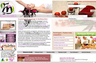 Massage-zen-therapie.com - Site d'information sur le massage