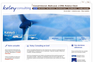 Keley Consulting Internet et Multicanal