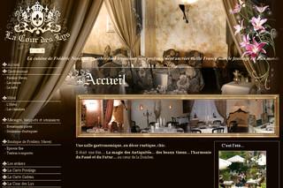 Htel Et Restaurant Gastronomique Dans LAin