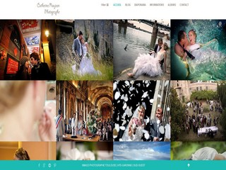 Catherine Roujean, photographe Toulouse Mariage