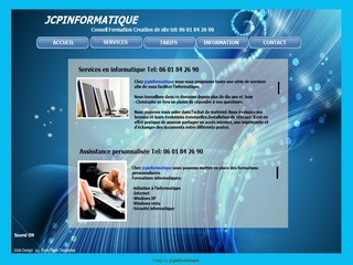 Jcinformatique - Services en informatique